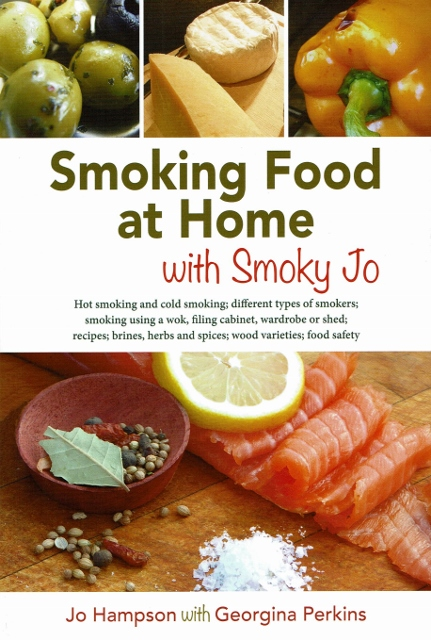 Our book on how to smoke food at home